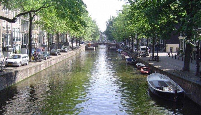 Amsterdam binnenstad en grachtengordel