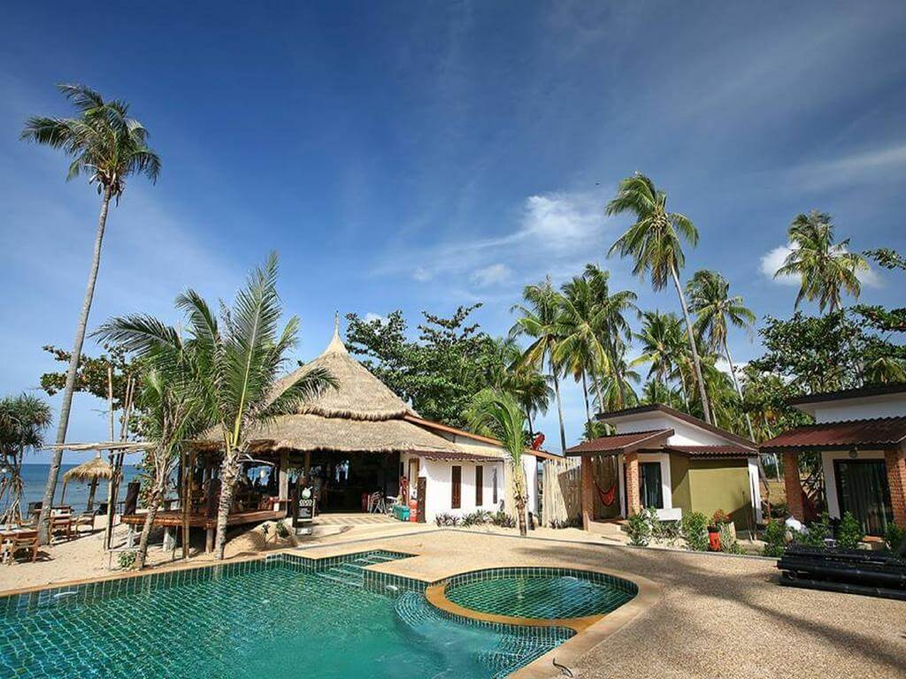 Coco Lanta Resort koh lanta