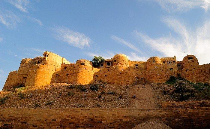 Fort van Jaisalmer