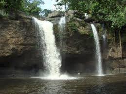 Haew Suwat Waterval in Khao Yai National Park