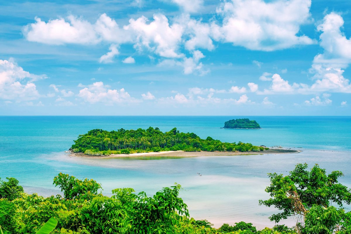 Kai Bae View Point, Ko Chang, Thailand