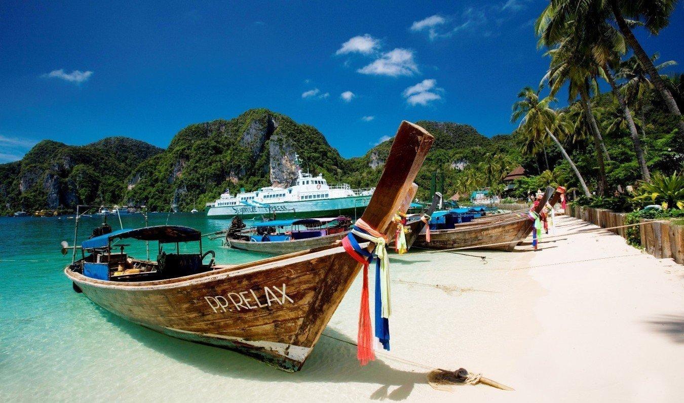 Mooiste stranden in Thailand