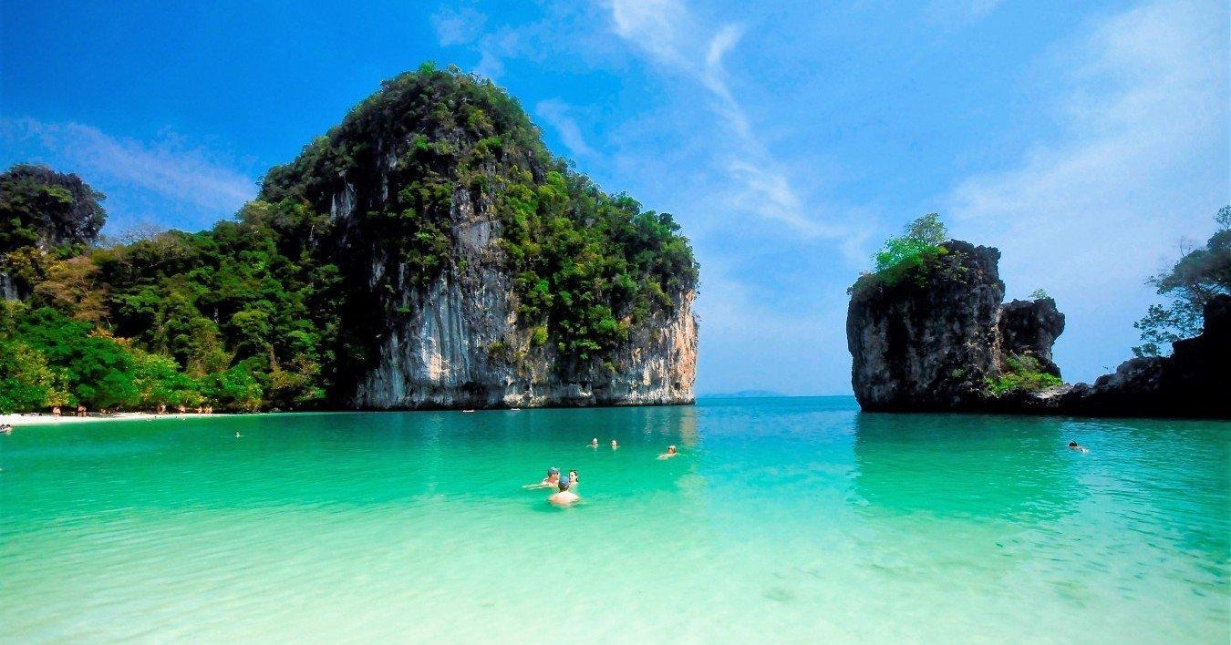 Krabi Thailand, Ko Hong