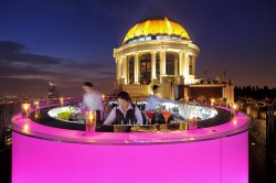 Lebua State Tower Sky Bar in Bangkok