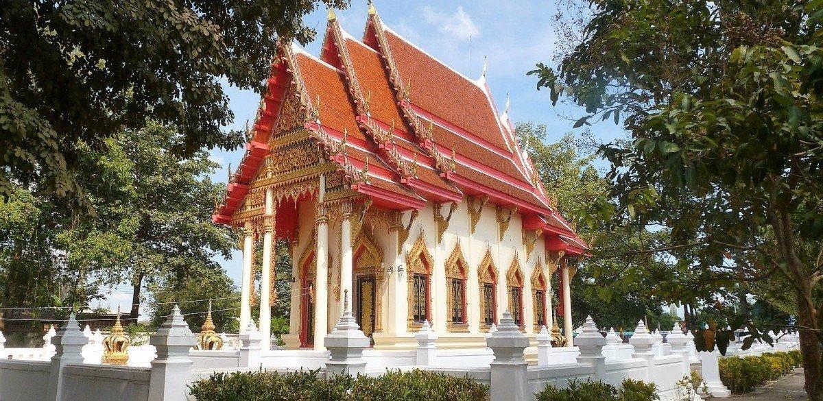 Tempels spotten Hua Hin Thailand