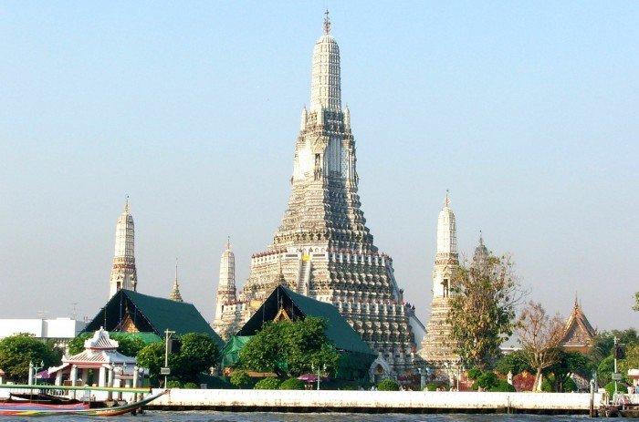 Wat Arun Tempel van de dageraad