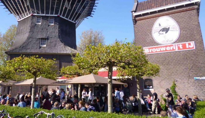 Bijzonder eten en drinken in Amsterdam