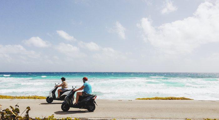 Per scooter Phuket ontdekken