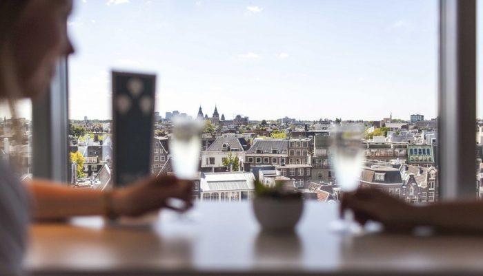 Rooftopbarren Amsterdam