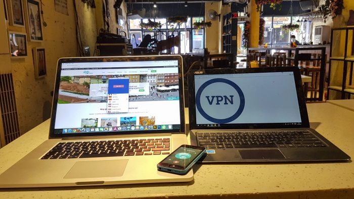 Internet in China geblokkeerde websites en VPN