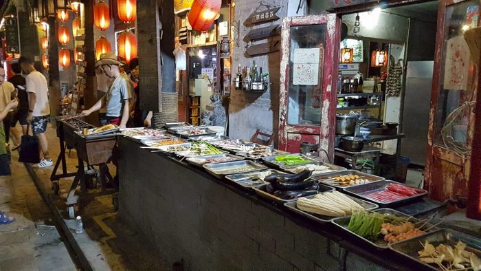 Streetfood in Pingyao