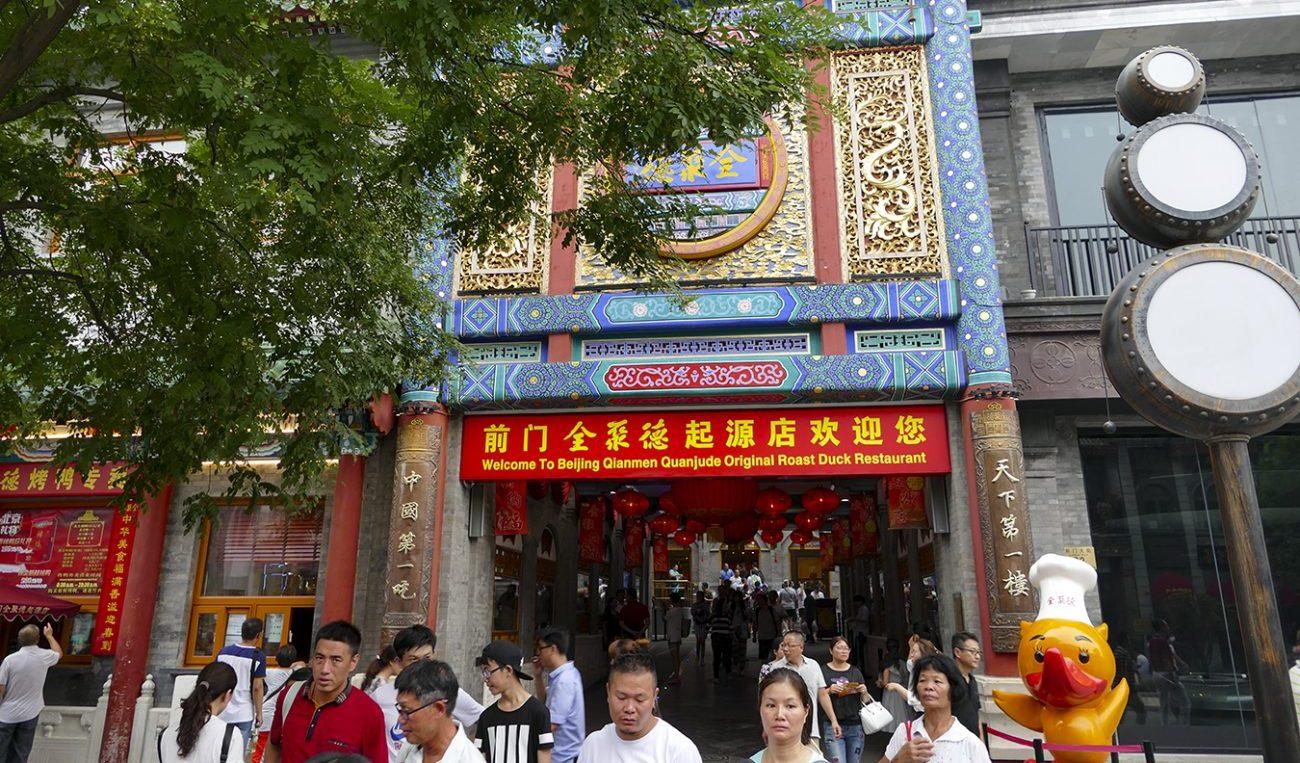 Eet Peking eend