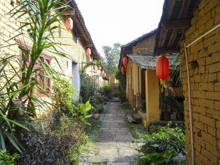 Outside Inn hotel Yangshuo