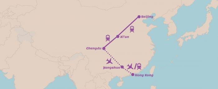 Rondreis China Highlights in vogelvlucht in 2 weken