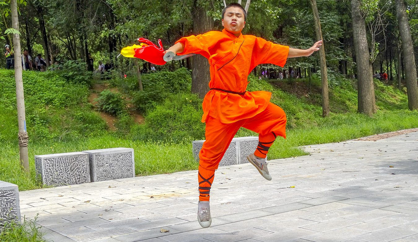 Wereldreis Blog 13 Ontmoet de Kung Fu monniken in China