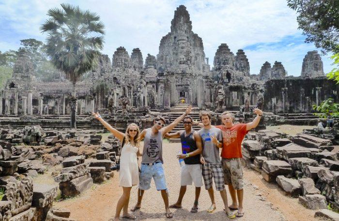 Angkor Wat Siem Reap Cambodja