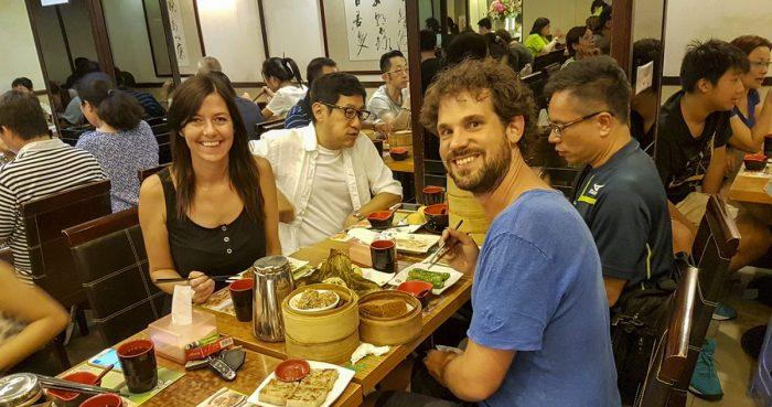 Tim Ho Wan Michelen Sterrestaurant
