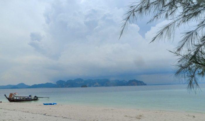 Boottochten naar eilanden nabij Krabi