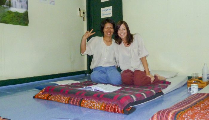 Massage cursus in Chiang Mai