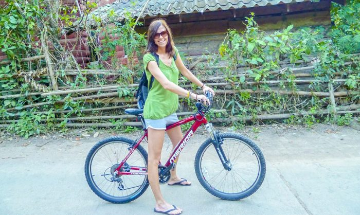 Mountainbiken Mae Hong Son
