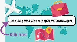 Vind je ideale vakantie met de GlobeHopper Vakantiewijzer