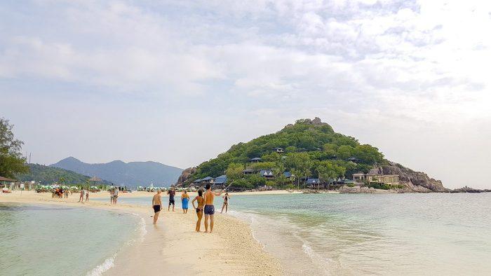 Dagtrip naar Koh Tao en Koh Nang Yuan