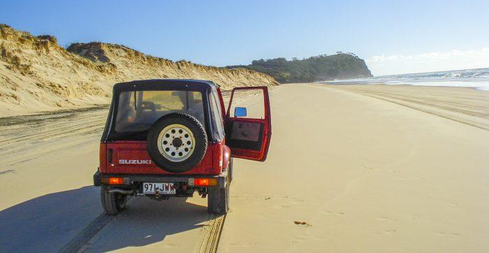 Fraser Island reistips activiteiten en bezienswaardigheden australie