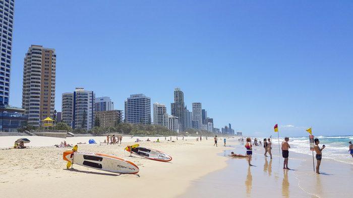 Surfers Paradise activiteiten en bezienswaardigheden Australie