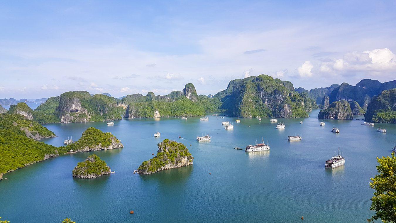 Halong Bay Bezienswaardigheden en activiteiten