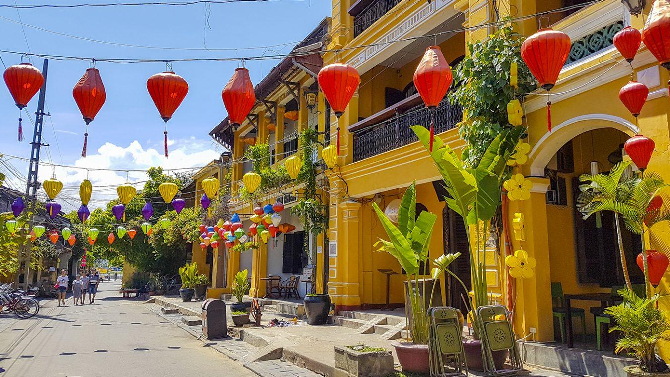 Hoi An Unesco Wereldergfoed centrum