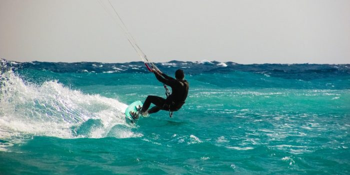 Kitesurfen & Stand up Paddle-boarden Phuket