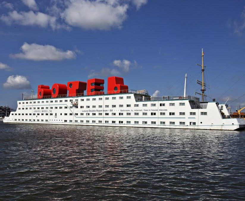 Botel Amsterdam Hotel
