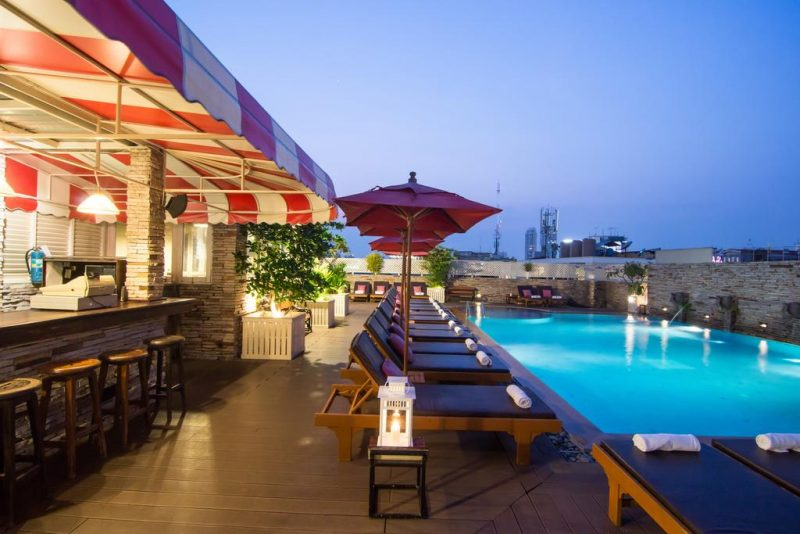 Buddy Lodge Khaosan Road Bangkok Thailand
