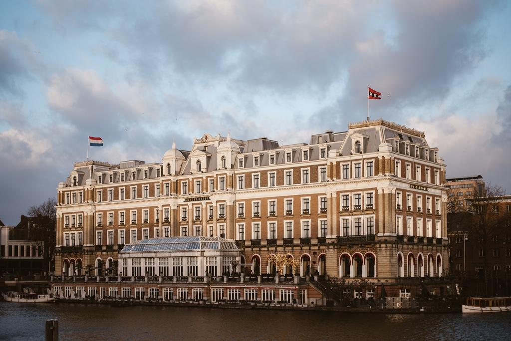 InterContinental Amstel Hotel in Amsterdam