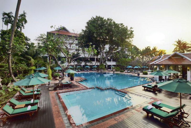 Luxe hotel in Bangkok Anantara Riverside Bangkok Resort