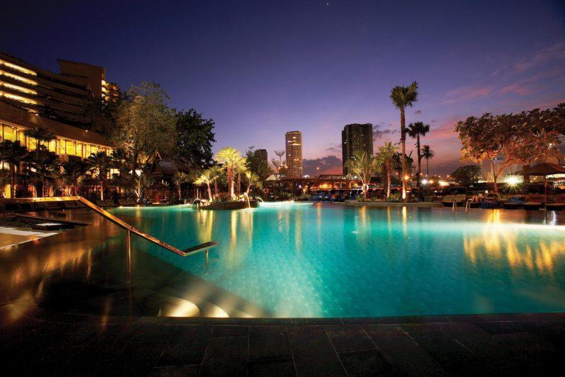 Luxe overnachten in Shangri-La Hotel in Bangkok