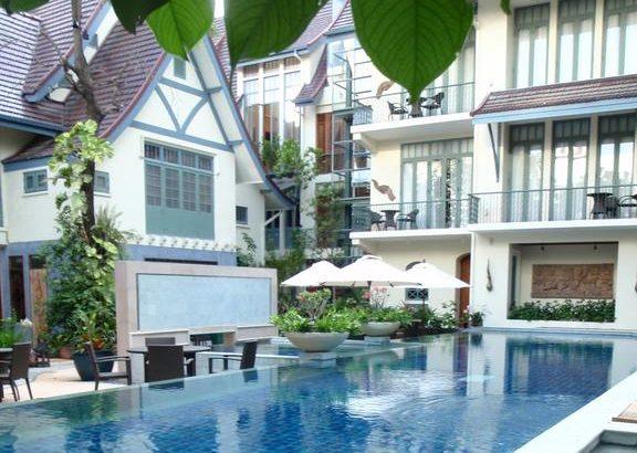 Luxe overnachting in Bangkok bij Ariyasom Villa