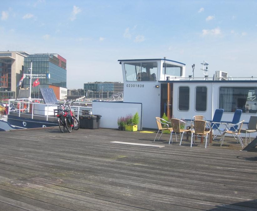 Passengership Avanti Amsterdam Hotel boot