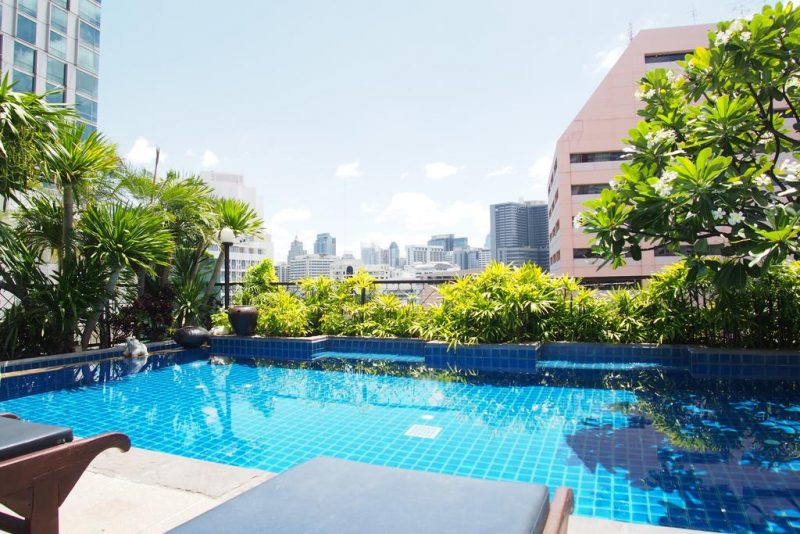 The Siam Heritage Boutique Suites hotel in Bangkok Thailand