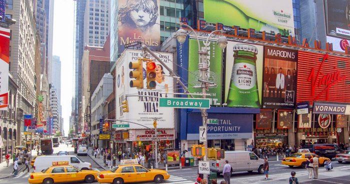 Bezoek een Broadway Show met korting
