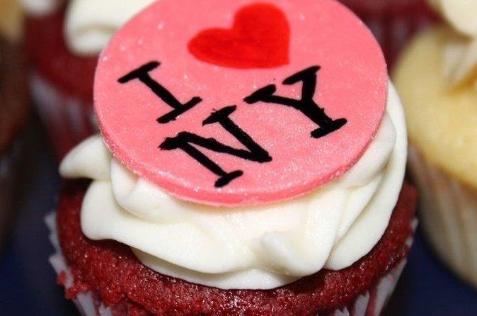 Rondwandeling met gebak en desserts in New York City cupcakes koekjes en ijs