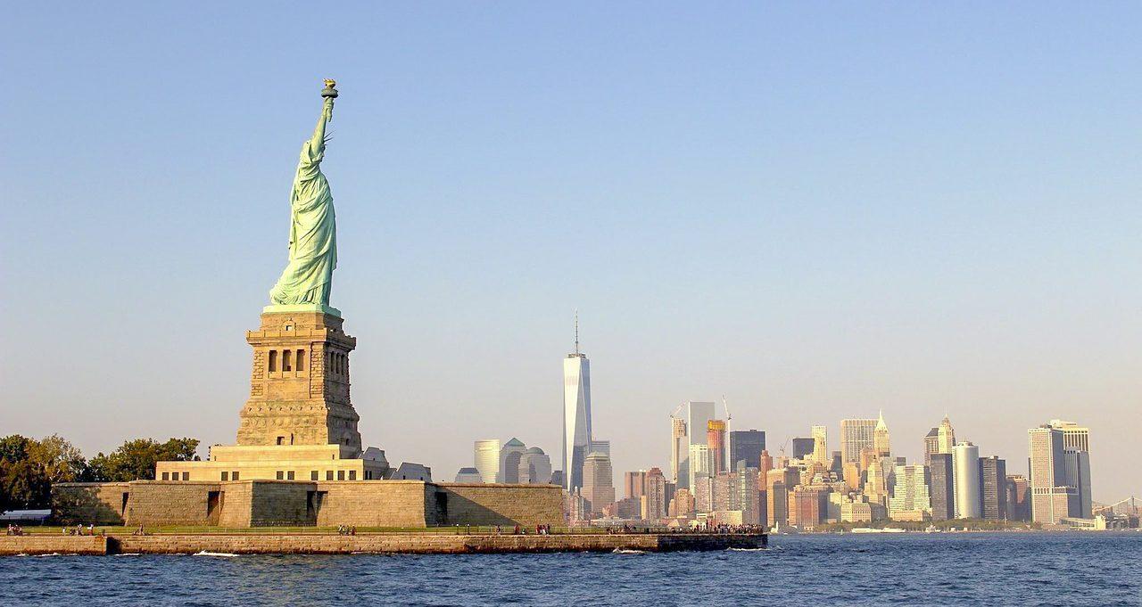 Vrijheidsbeeld en Ellis Island