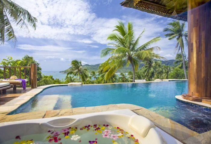 Beste hotels op Koh Phangan voor elk budget