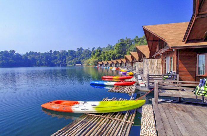 Hotels in Khao Sok Nationaal Park