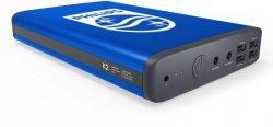 PowerOak K2 50000mah laptop notebook power bank 6 poorten 185Wh super capaciteit