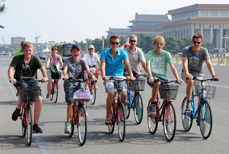 Familie groepsreis China – 18 dagen - Zeg ni hao tegen China