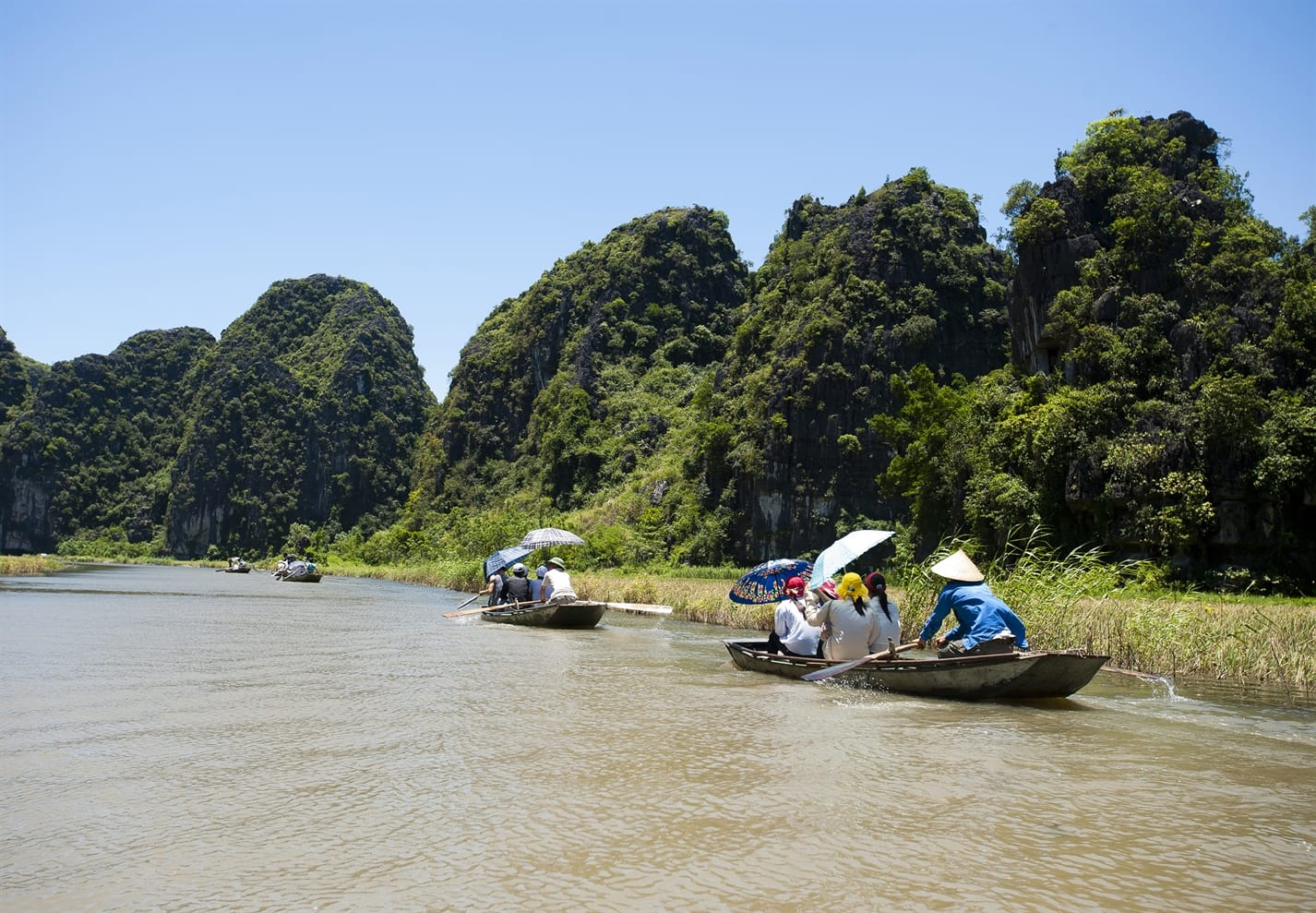 Groepsrondreis Beste van Vietnam – 21 dagen - Schitterende rondreis Vietnam met alle hoogtepunten!