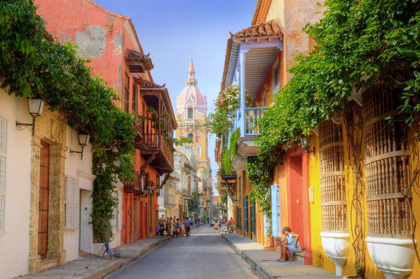 Groepsrondreis Verrassend Colombia – 19 dagen - Ontdek indrukwekkend Colombia: uitgestrekte koffievelden, ongerepte natuur en bruisende steden!