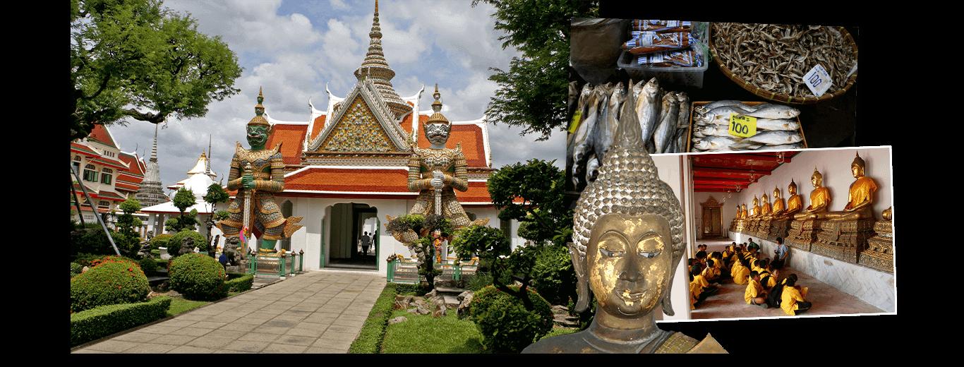 Groepsrondreis Thailand – 21 dagen - Wereldsteden, cultuur en natuur in 3 weken