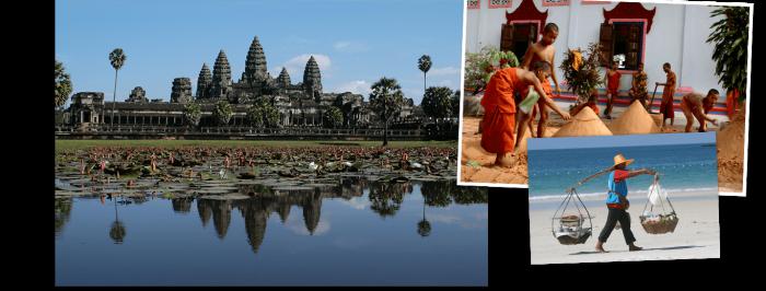 Rondreis Thailand & Cambodja - 21 dagen